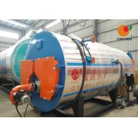 Quality Oil Fired Hot Water Steam Boiler / Industrial Water Tube Boiler for sale