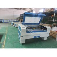 Quality Acrylic / plywood/ MDF 80w 1200*900mm Co2 laser cutting machine with CE for sale