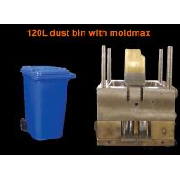 Quality garbage bin mould-plastic dust bin for sale