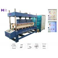 Quality 1200 PCS / H High Frequency Welding Machine 35KW For Plastic Window Curtain for sale
