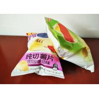 Quality Custom Printed Flexible Potato Chips Plastic Packaging Bag for sale