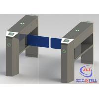 Quality Turn On / Off Time 1-2 Second Swing Barrier Gate Security Pedestrian Mechanical for sale
