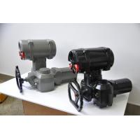 Buy Waterproof Multi Turn Intelligent Electric Actuator For Gate / Block Valve at wholesale prices