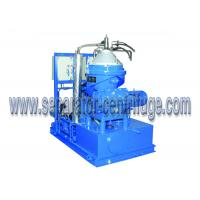 China CCS Heavy Fuel Detergence Disc Centrifugal Oil Separator 1500 LPH on sale