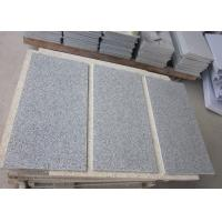 Quality China Bianco Sardo Grey G603 Granite Stone Tiles, light grey granite tiles for sale