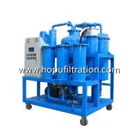 Quality Vacuum Turbine Oil Filtration Machine,Waste Oil Dehydration and Degassing,break emulsification oil,oil cleaning for sale