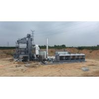 Quality 320T Full Environment Friendly Type Asphalt Batch Mix Plant 99% Purifying Rate for sale