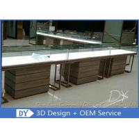 Quality One Stop Service Modern Jewellery Shop Furniture With Lighting for sale