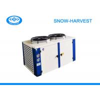 Quality Fully Automatic Refrigeration Condensing Unit Cool Room Refrigeration Equipment for sale