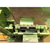 Quality Galvanizing / PVC Wire Straightening And Cutting Machine With 4000 mm Width for sale