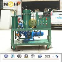 China Automatic Centrifugal Mineral Oil Separator / Disc Stack Centrifuge Oil Purifier on sale