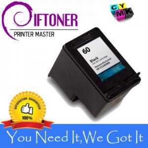 Quality HP 60 Black CC640WA Ink Cartridge for sale