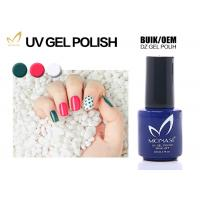 Quality UV Gel Nail Polish Manufacturer Wholesale 151 Colors 15ml Soak off Private Label Nail Gel Polish for sale