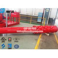 Buy cheap Offshore Platform Use Multistage Vertical Turbine Fire Pump Capacity to 5500 Usgpm from wholesalers