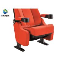 Quality Cup Holder Sponge Cinema Theater Chair for sale