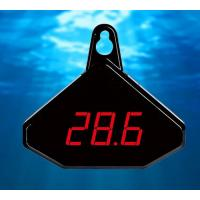 Buy Diamond-shaped LED Display Aquarium Digital Thermometer For Fish Tank at wholesale prices