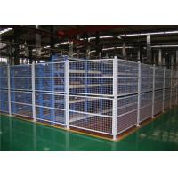 Quality Warehouse Wire Metal Fence , Framework Welded Wire Mesh Fencing Panels 1.8-2m Height for sale
