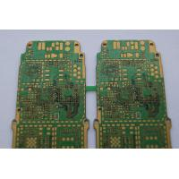 Quality Green FR4 High Density Interconnect HDI PCB Circuit Board Manufacturer for sale