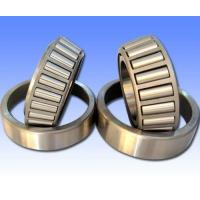 Quality High Accuracy Low Noise  Single Row Tapered Roller Bearings for sale