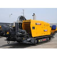 China 160kw Cummins Engine HDD Horizontal Directional Drilling Rigs For Pipe Laying on sale