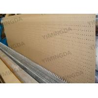 Quality Uncoated 80gsm Perforated kraft paper / punched Brown kraft paper for sale