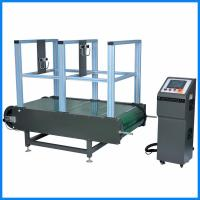 Quality Wheeled Suitcase Tester , Leather Case Fatigue Testing Machine for sale