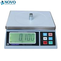 Quality Simple Counting Digital Weighing Scale RS232 can link with tower lamp for sale