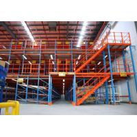 Quality Steel Structure Mezzanine Floor for sale