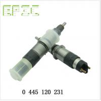 Quality Stainless Steel Diesel Engine Injector For Cunmins Diesel Engine 0 445 120 231 for sale