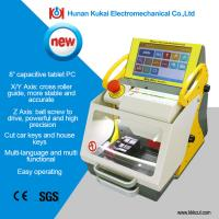 Quality CE Approved Automatic Portable CNC Laser Key Cutting Machine For Locksmith for sale