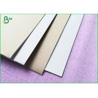 Quality Portable Coated Duplex Board Moisture Proof 300 Gsm Thick 787x1092mm for sale