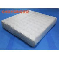 China Good Elasticity Nested Pocket Springs 6x6 Rows For Hard Wood Sofa Construction on sale