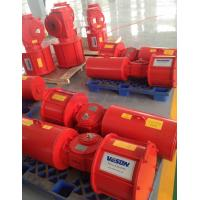 Quality Scotch Yoke Pneumatic Gate Valve Actuator / Air Operated Actuator For Fail Safe Valves for sale