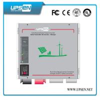 Quality Short Circuit Protection Solar Inverter Combined Controller 1-10kw with Remote Control for sale
