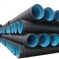 Quality High quality and cheap corrugated high-density polyethylene (hdpe) pipe for sale