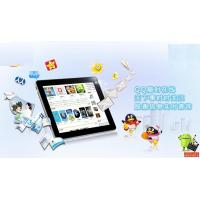 Quality MTK8377 Dual Core Chip 9.7 Inch Android Tablet PC 2 Simcard Slots for sale