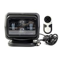 Quality 60W Wireless Remote Control Searchlight , Spot Beam Portable Led Work Lights for sale