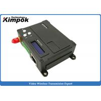Buy HDMI TDD - COFDM HD Wireless Transmitter , Wireless IP Transmitter with RJ -45 Interface at wholesale prices