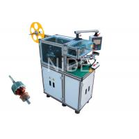 Buy Reliability Powder Tool Motor Armature Wedge Insertor With Siemens PLC at wholesale prices