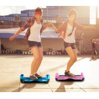 Buy cheap 2 wheel balance board scooter self balancing electric scooter music bluetooth with Rohs/FC from wholesalers