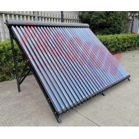 Quality Copper Pipe Solar Collector Heat Pipe Solar Panel Vacuum Tube Collector Closed Loop Collector Pressurized Solar Panels for sale