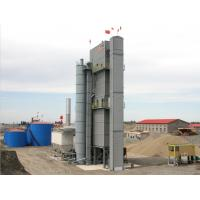 Buy 240T Inodorous & Pitch Fume Free Asphalt Mixing Machine With Pulse Dust Collector at wholesale prices