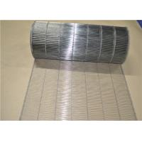 Quality Stainless Steel  Wire Mesh Conveyor Belt With Ladder Type For Egg Conveyer for sale