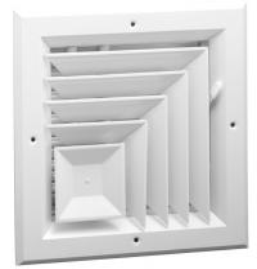 Quality Clear Anodize Construction Aluminum Profile Aluminum Extrusion Corner For Air Vents for sale