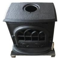 Buy cheap Smokeless Cast Iron Wood Burning Stove with CE Certification from wholesalers