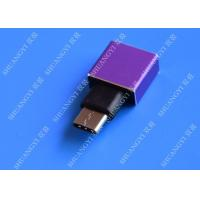 Quality USB 3.1 Type C to USB 3.0 A Adapter OTG Micro USB Female High Contact Efficiency for sale