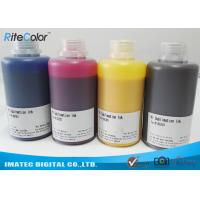 Quality High Density Heat Transfer Dye Sublimation Ink 250ml / 500ml / 1000ml bottles for sale