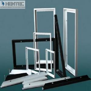 Quality Portable Solar Panel Aluminum Frame Solar Ground Mount Frame for sale