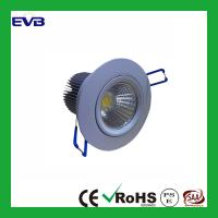 China dimmable 12W COB LED Downlight 240V on sale