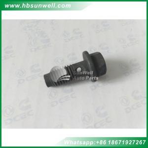 Quality Cummins QSM11 M11 QSM ISM ISM11 Engine Parts screw hex flange head cap 3070393 Banjo Connector Screw 3025479 3819957 for sale